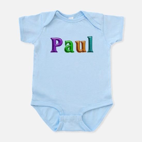 Paul Shiny Colors Body Suit