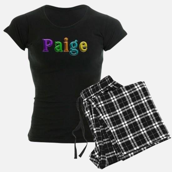 Paige Shiny Colors Pajamas