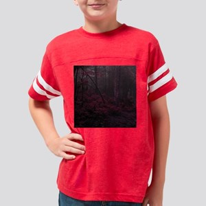Beautiful Landscape Youth Football Shirt