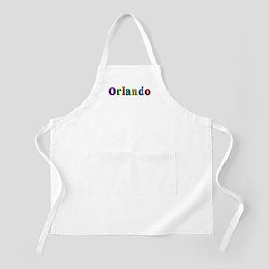 Orlando Shiny Colors Apron
