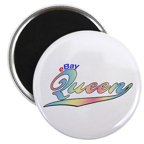 "EBAY eBay Queen 2.25"" Magnet (10 pack)"