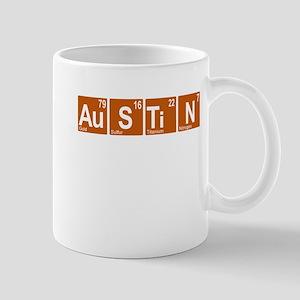 Periodic Austin Texas Mugs