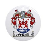 O'Neill Coat of Arms Ornament (Round)