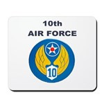 10TH AIR FORCE Mousepad