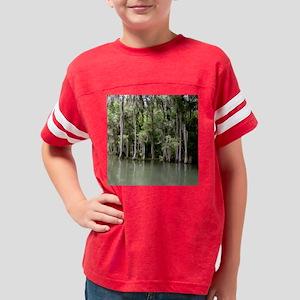 Cypress Reflections no edge Youth Football Shirt