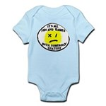 Fun & Games Infant Bodysuit