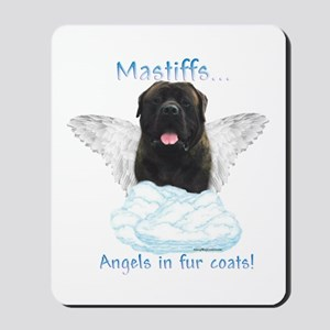 Brindle 20 Mousepad