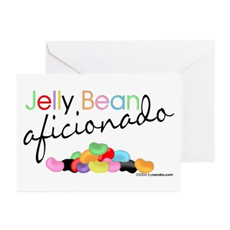 Jelly Bean Greeting Cards (Pk of 10)