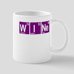 Periodic Wine Mugs