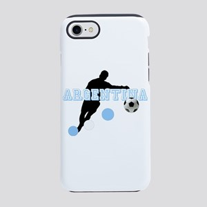 Argentina Soccer Player iPhone 8/7 Tough Case