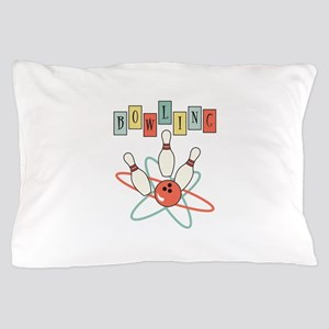 Bowling Pillow Case