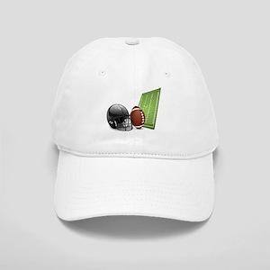 Football - Sports - Athlete Baseball Cap