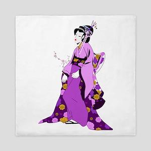 Geisha - Anime - Japan Queen Duvet