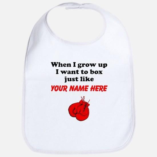 Box Just Like (Custom) Bib