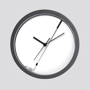 Golf - Golfer - Sports Wall Clock