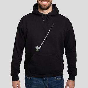 Golf - Golfer - Sports Hoodie