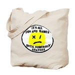 Fun & Games Tote Bag