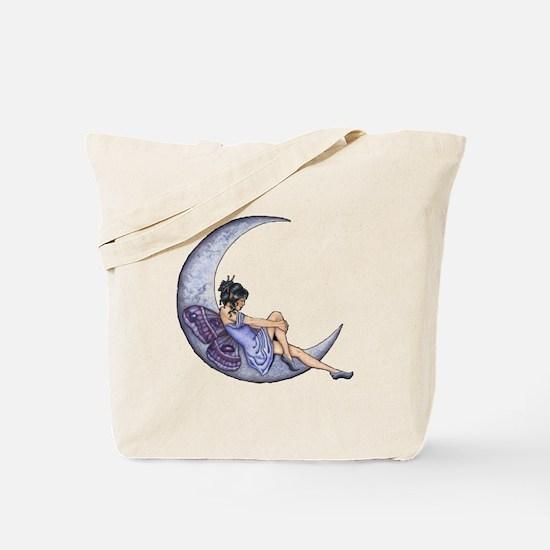 A Fairy Moon Tote Bag