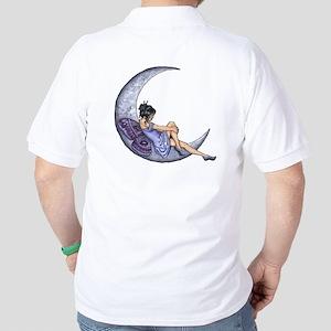 A Fairy Moon Polo Shirt