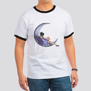 A Fairy Moon Ringer T