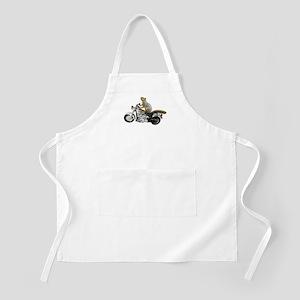 Motorcycle Squirrel Apron