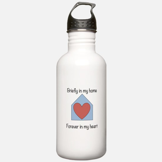 Briefly in my home Water Bottle