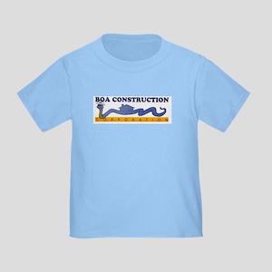 BOA original logo Toddler T-Shirt