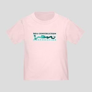 BOA trqs logo/logo mix Toddler T-Shirt