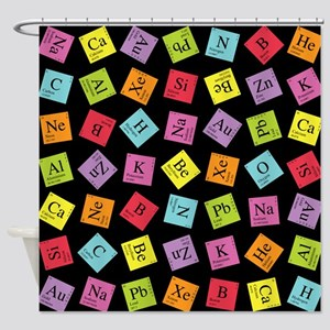 periodic_3 Shower Curtain