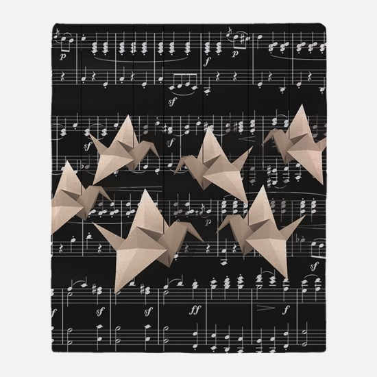 Cute East Throw Blanket