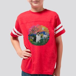 Fantasy Land - Welsh Corgi (T Youth Football Shirt