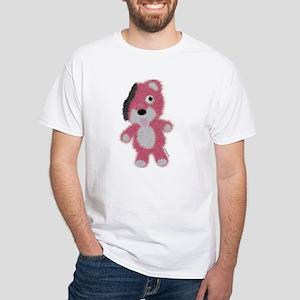 Breaking Bad Bear White T-Shirt