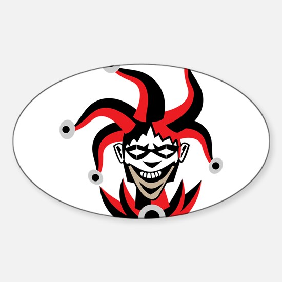 Jester - Costume Decal