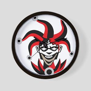 Jester - Costume Wall Clock