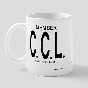 Proud CCL Member Mug