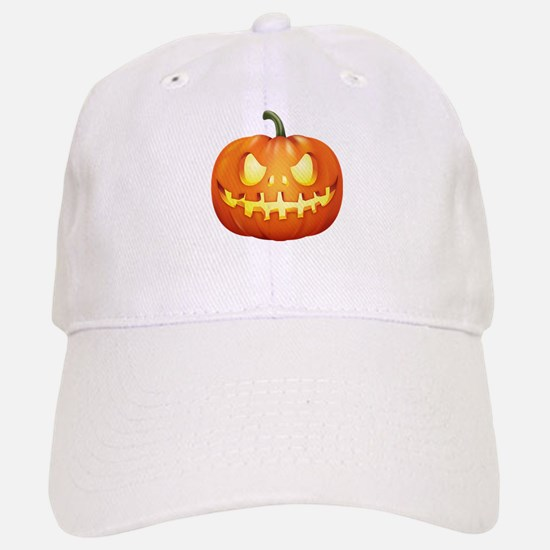 Halloween - Jackolantern Baseball Baseball Baseball Cap
