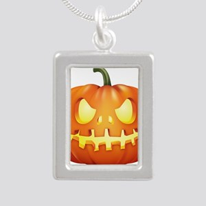 Halloween - Jackolantern Necklaces