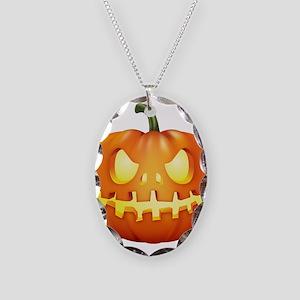 Halloween - Jackolantern Necklace