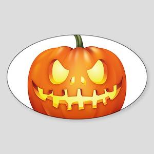 Halloween - Jackolantern Sticker