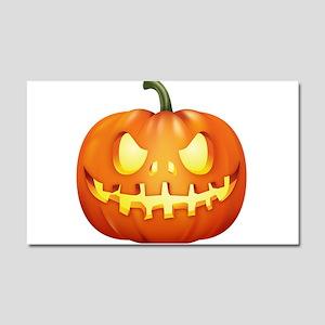 Halloween - Jackolantern Car Magnet 20 x 12