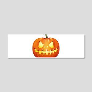 Halloween - Jackolantern Car Magnet 10 x 3