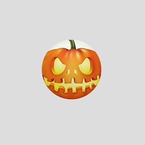 Halloween - Jackolantern Mini Button