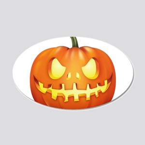 Halloween - Jackolantern Wall Decal