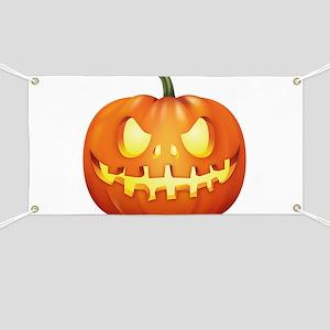 Halloween - Jackolantern Banner