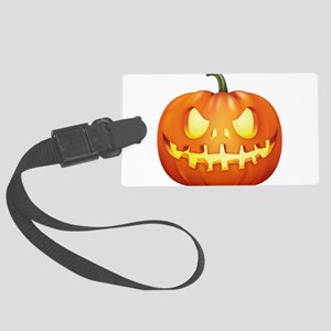 Halloween - Jackolantern Luggage Tag