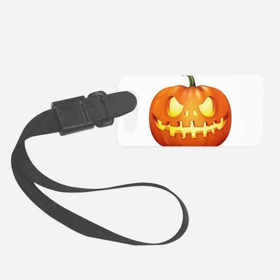 Halloween - Jackolantern Luggage Tag