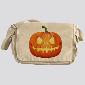 Halloween - Jackolantern Messenger Bag