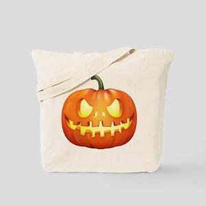 Halloween - Jackolantern Tote Bag