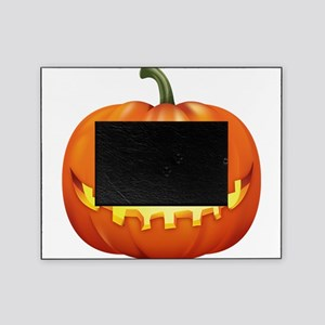 Halloween - Jackolantern Picture Frame