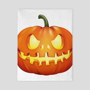 Halloween - Jackolantern Twin Duvet